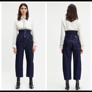 Levi's Made & Crafted Barrel Cinch Trouser Jeans
